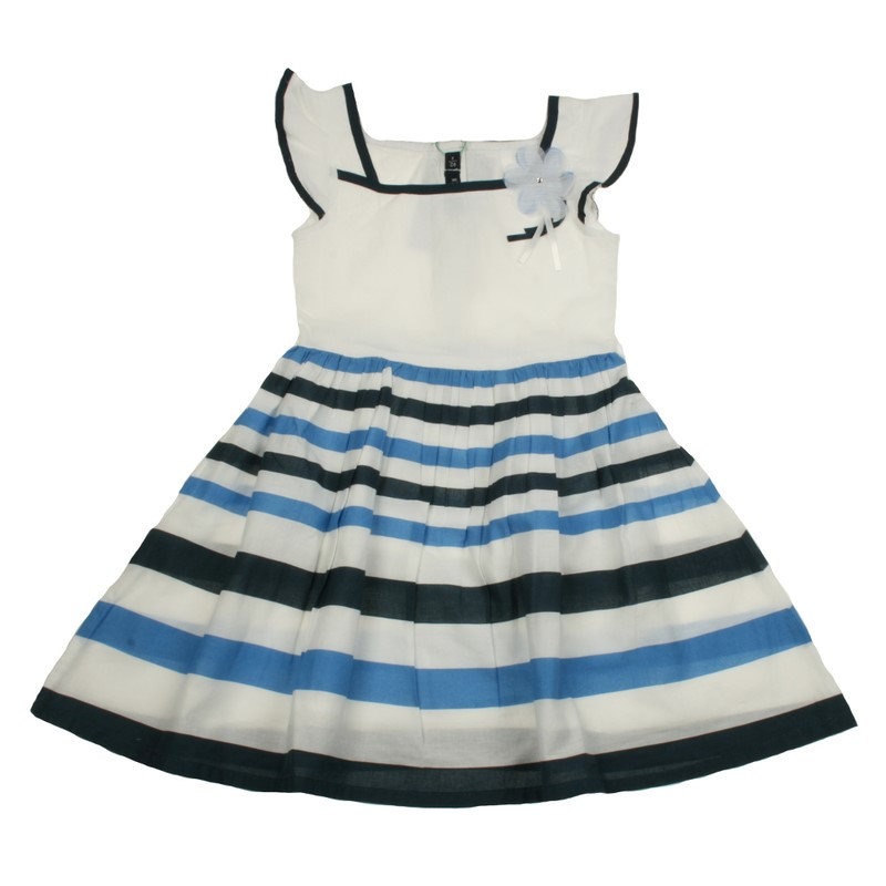Mamasaid Παιδικό φόρεμα με ζώνη Iberg df94a0092f3