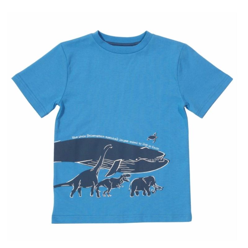 Κοντομάνικο οργανικό φάλαινα Kite - Mamasaid.gr 296702f5f00