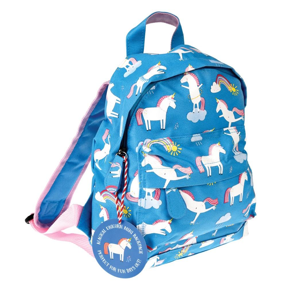 dbf24ed874e Τσάντα σχολείου για νήπια μονόκερος Rex London - Mamasaid.gr